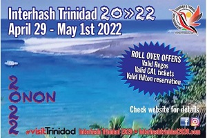 Interhash 2022 Trinidad